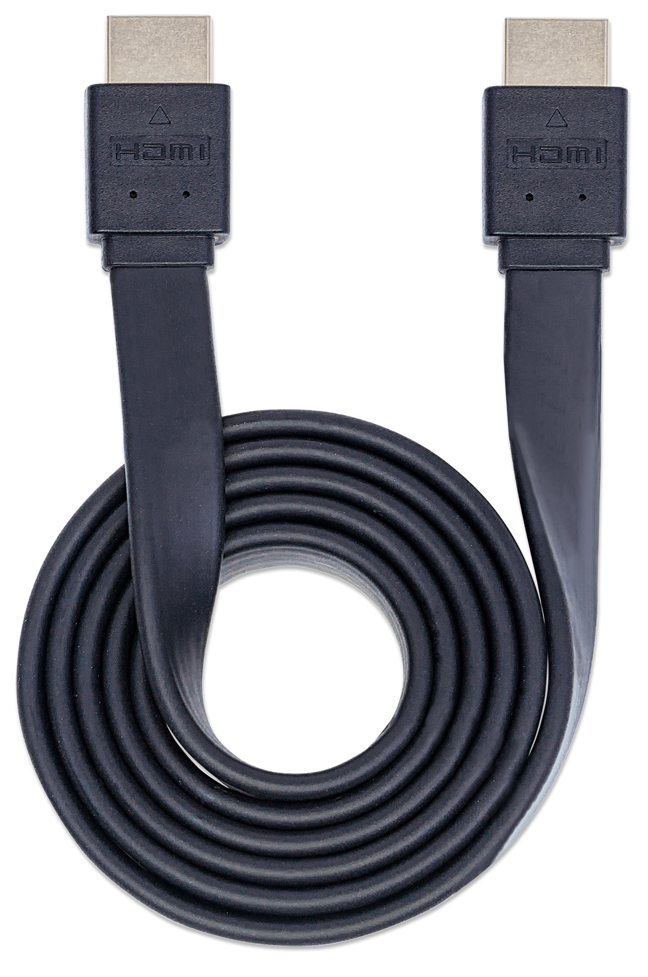Flat High Speed HDMI Cable with Ethernet