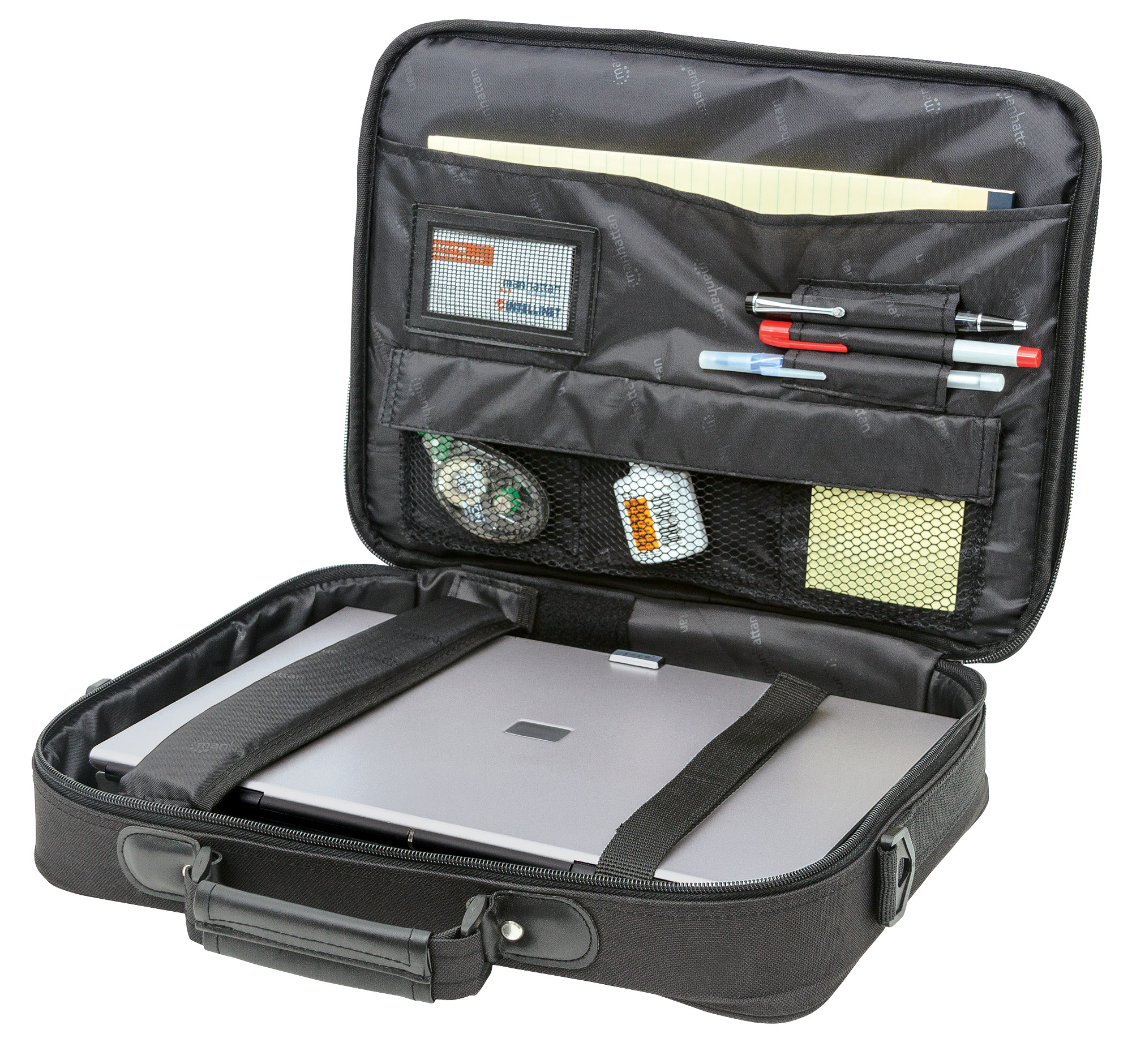 Times Square Notebook Computer Briefcase