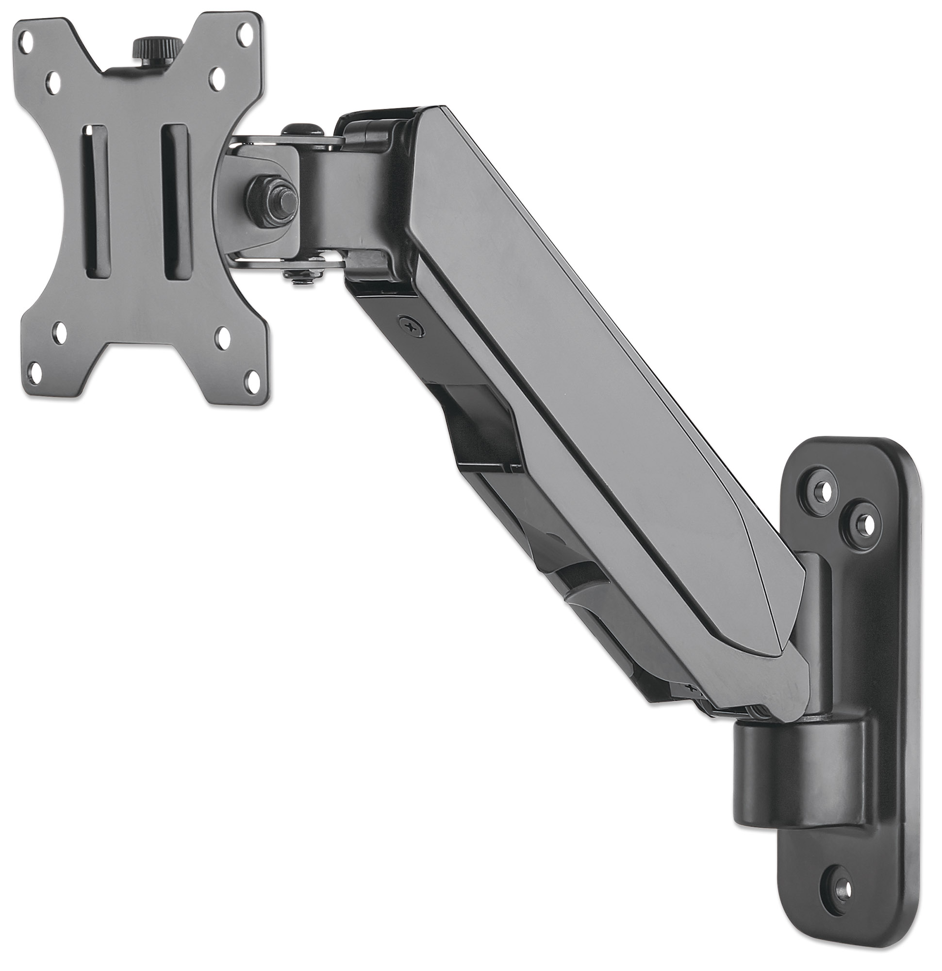 Universal Gas Spring Monitor Wall Mount