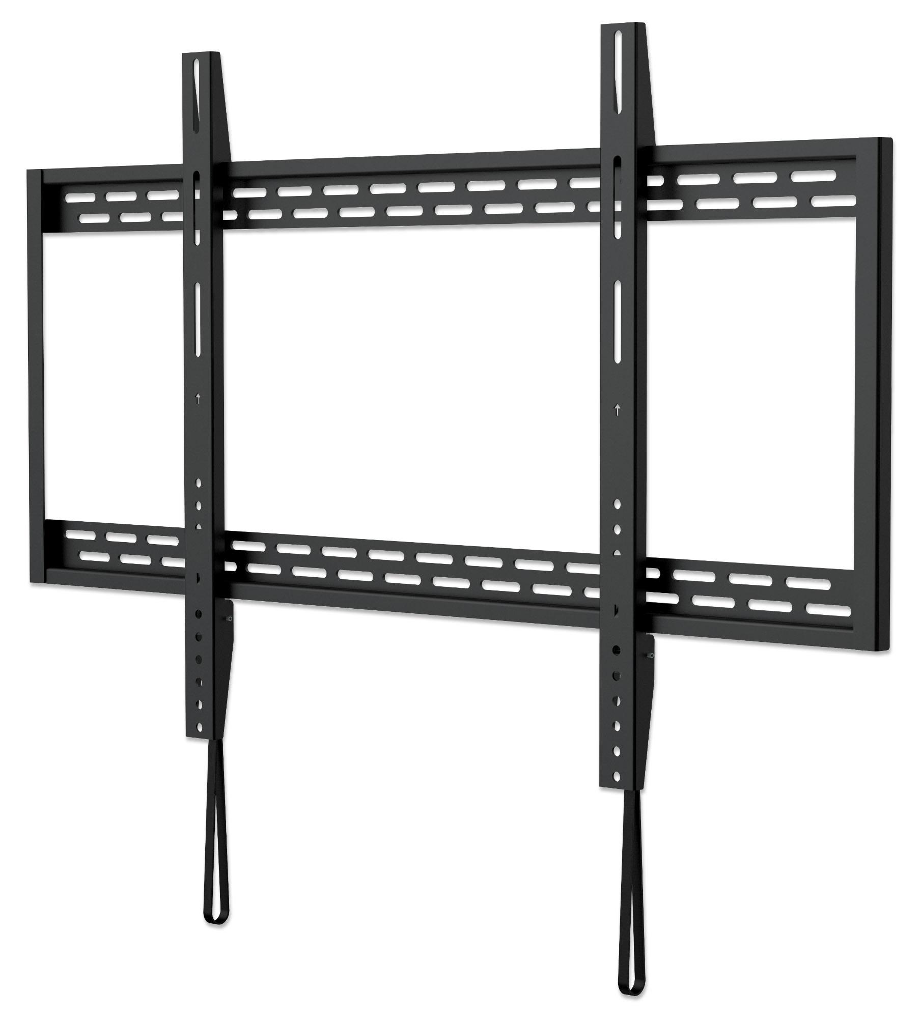 Heavy-Duty Low-Profile Large-Screen TV Wall Mount