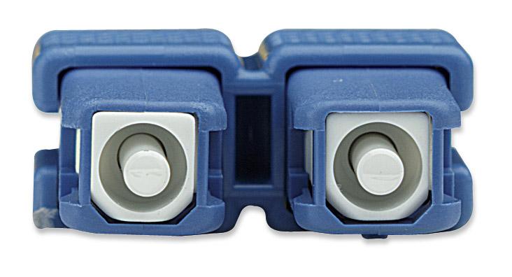 Fiber Optic Patch Cable, Duplex, Single-Mode