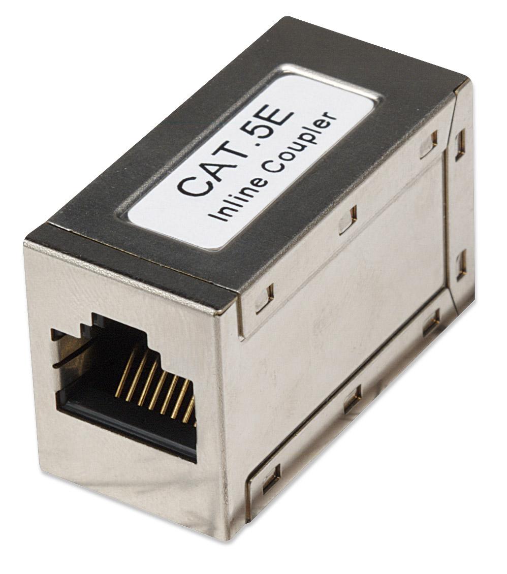 Cat5e Modular Inline Coupler