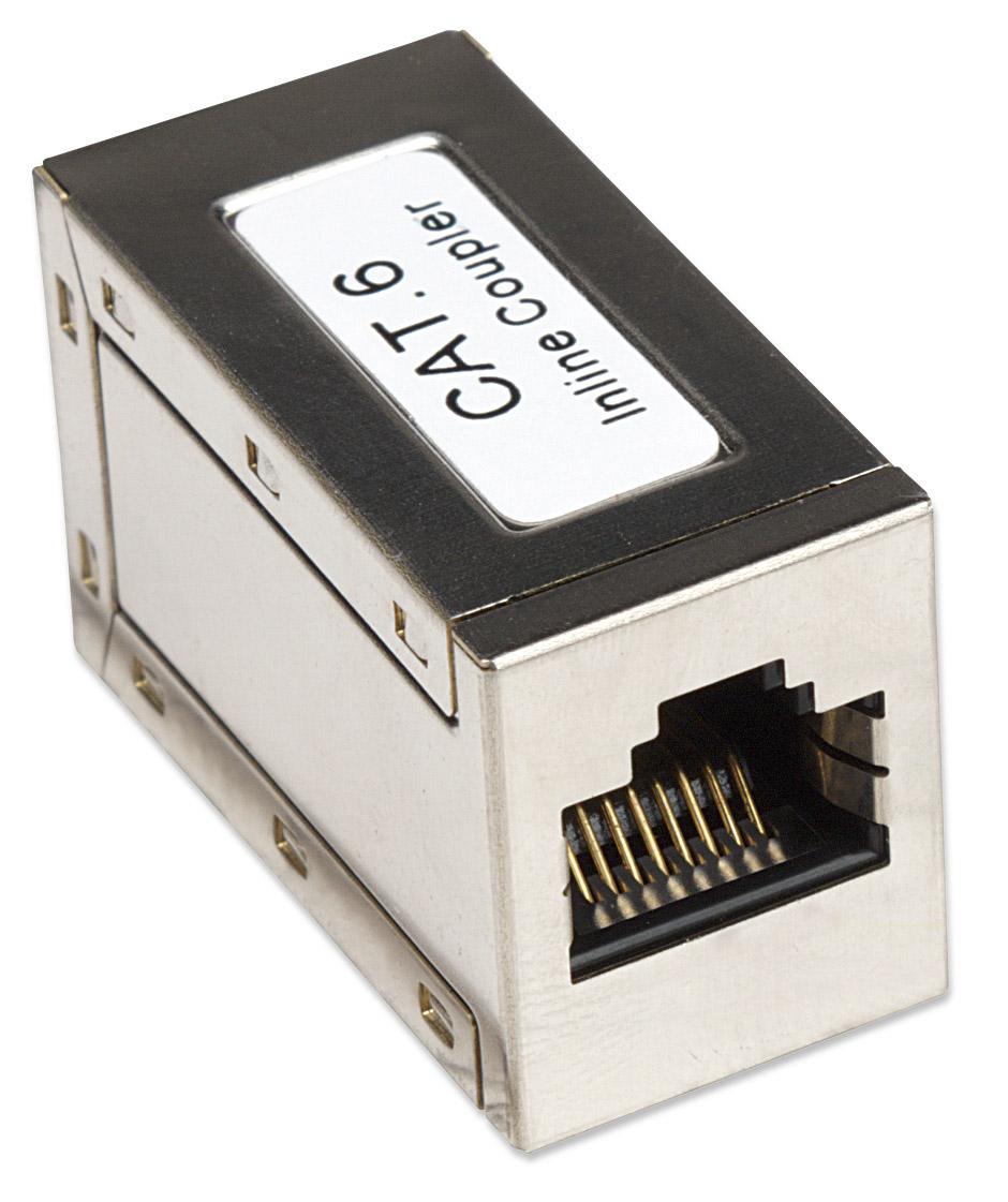 Cat6 Modular Inline Coupler