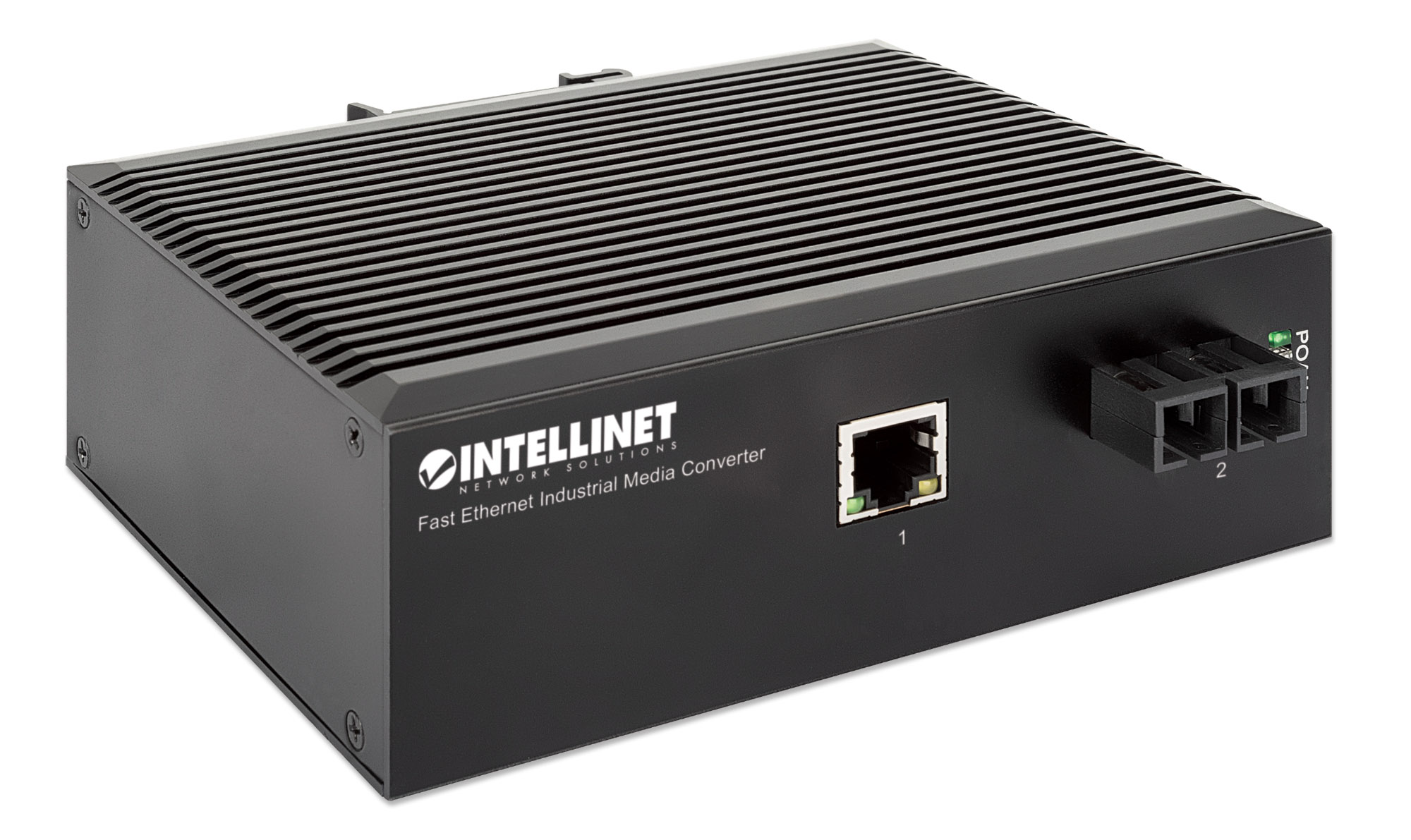 Fast Ethernet Industrial Media Converter