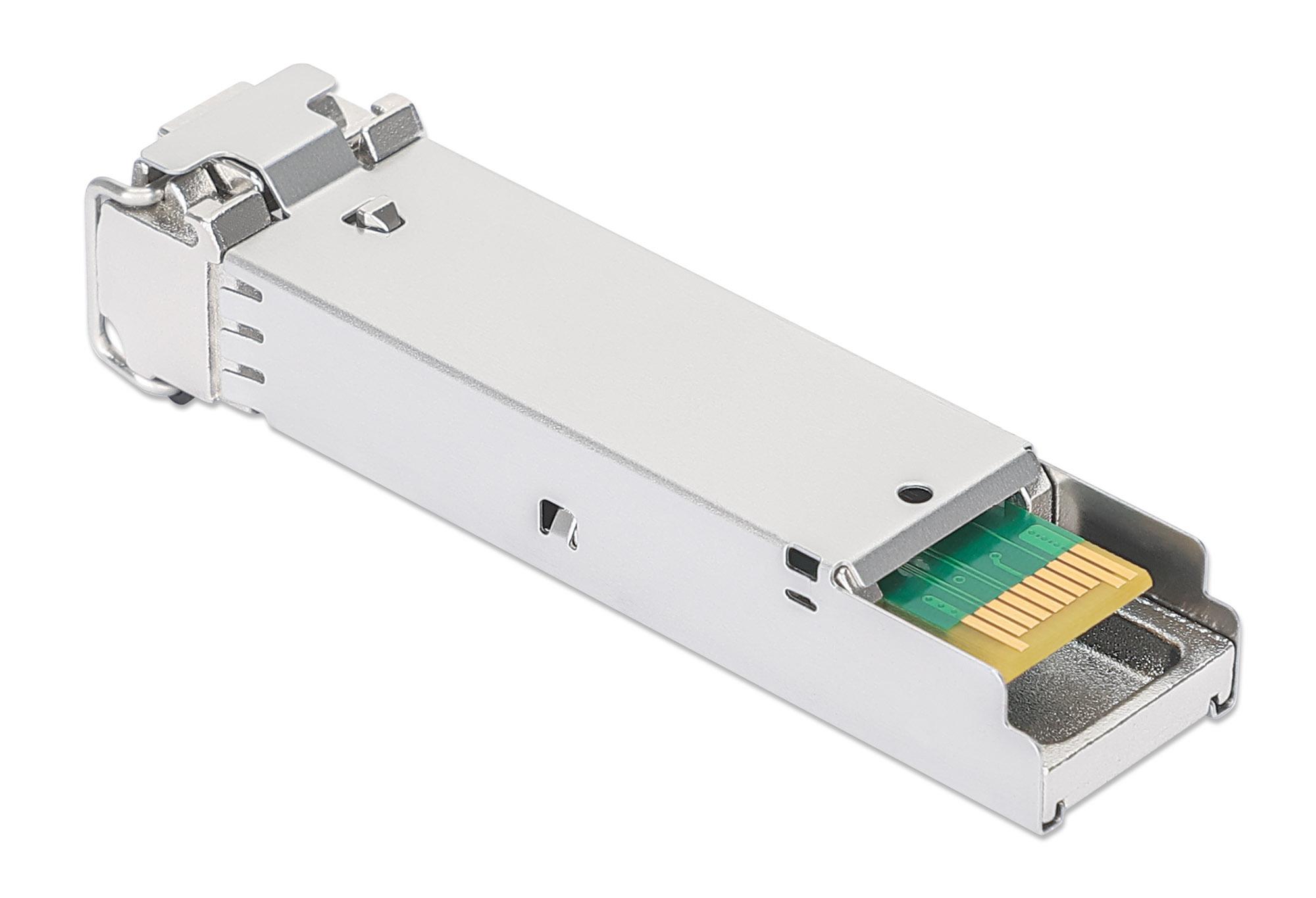Industrial Gigabit Fiber SFP Optical Transceiver Module