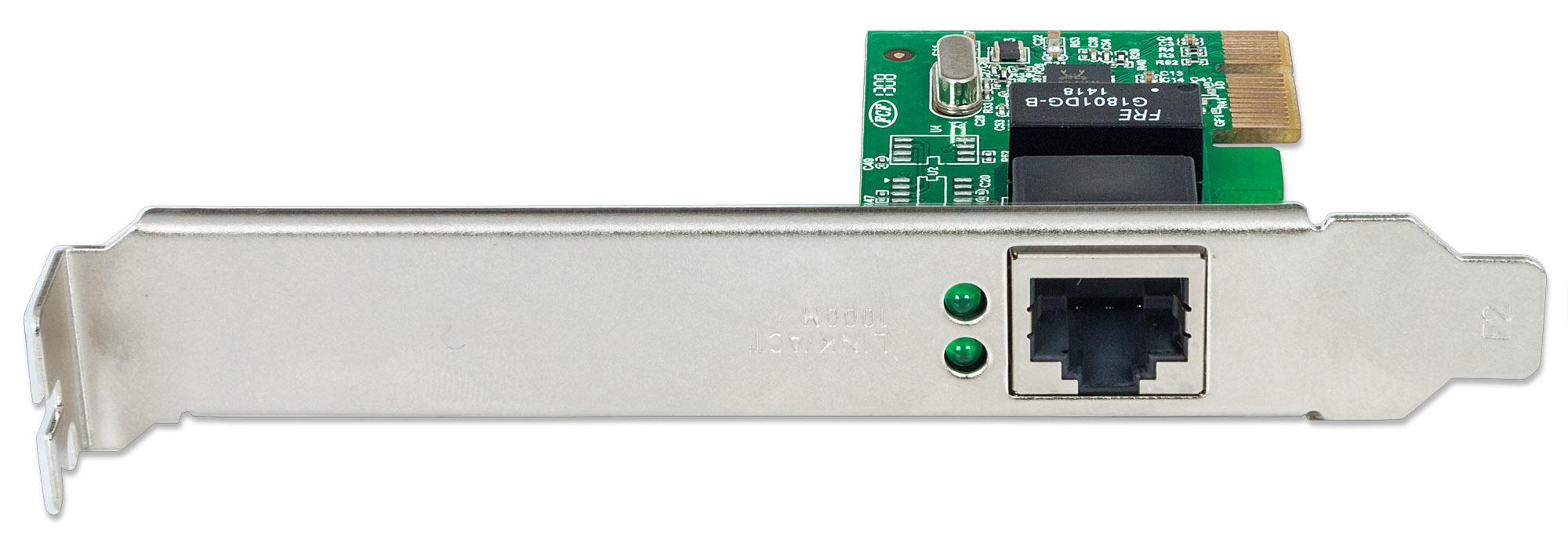 Gigabit PCI Express Network Card