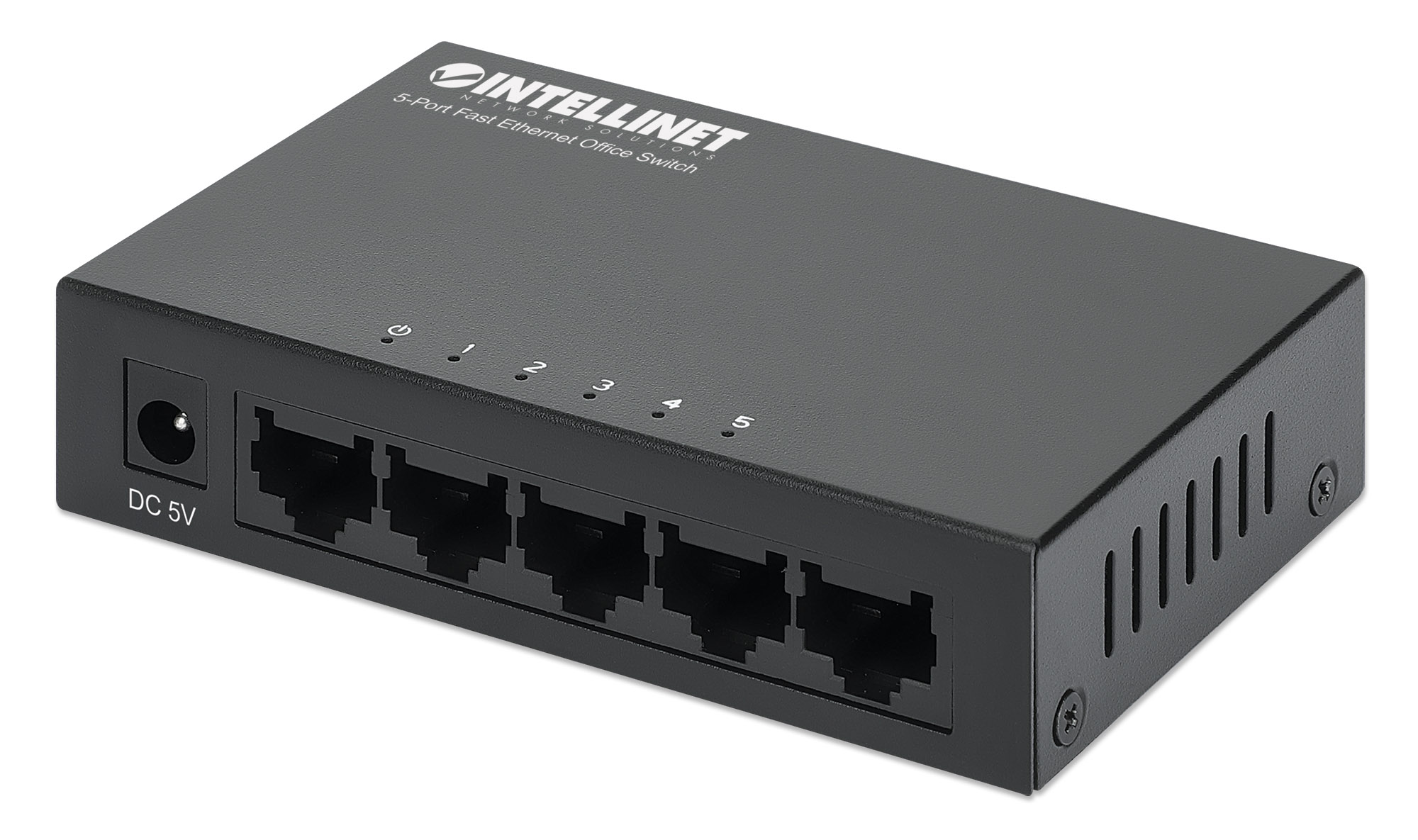 5-Port Fast Ethernet Office Switch