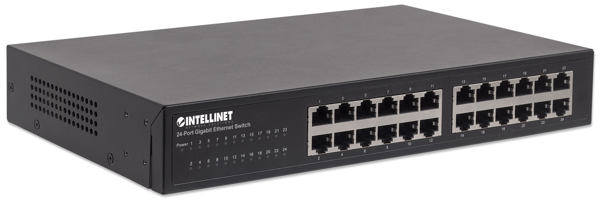 24-Port Gigabit Ethernet Switch