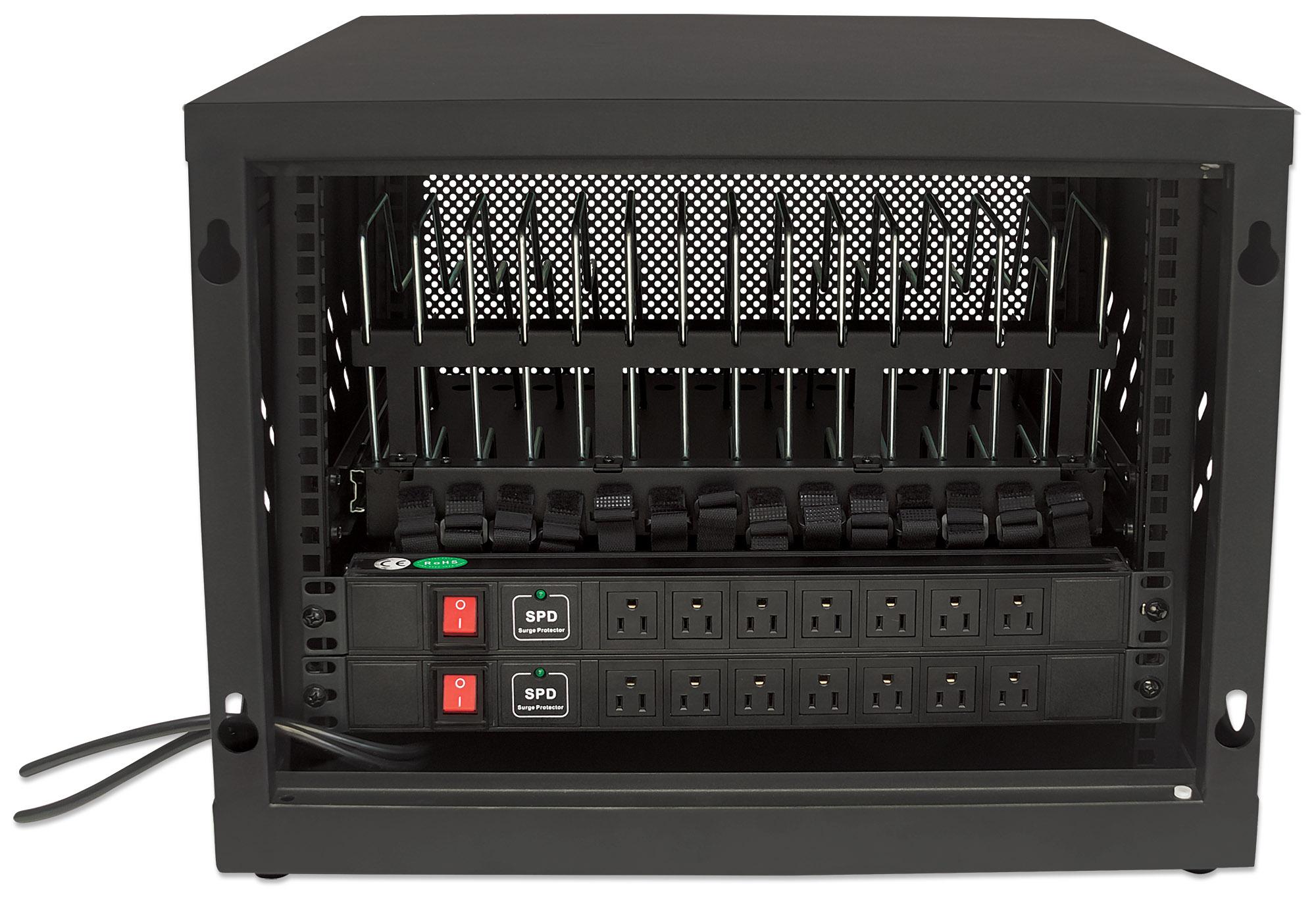 Professional Desktop Charging Cabinet
