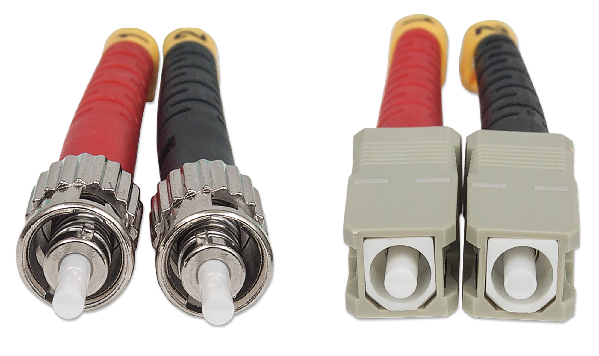 Fiber Optic Patch Cable, Duplex, Multimode