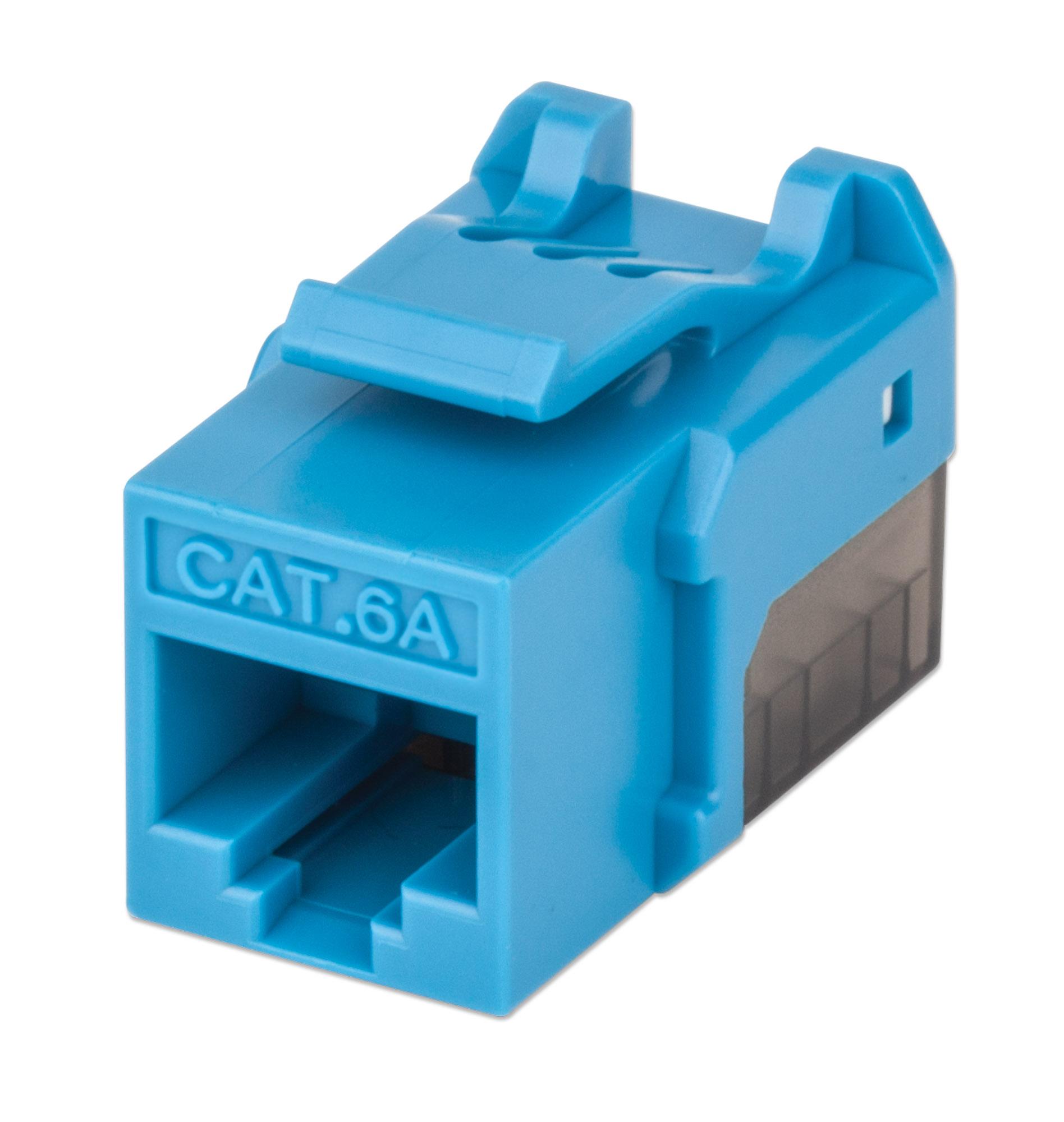 FastPunch Cat6a Keystone Jack