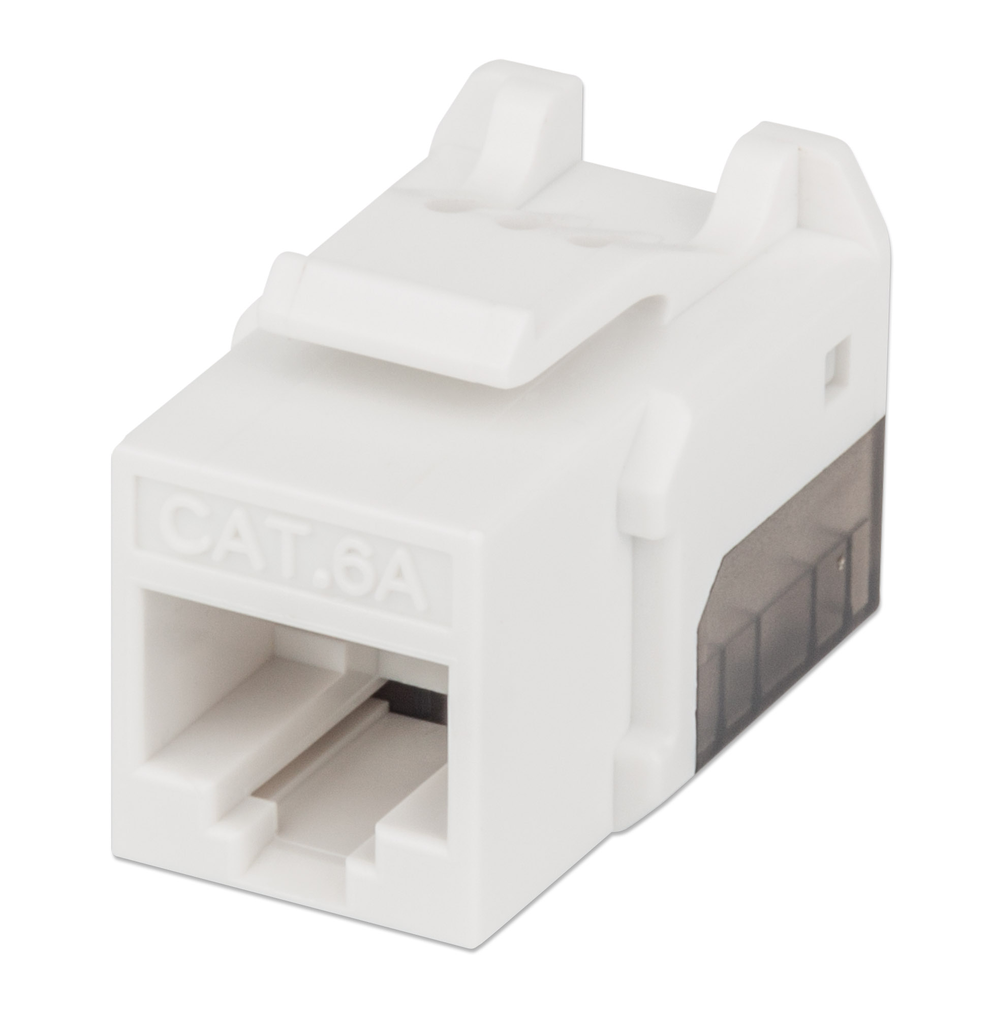 FastPunch Cat6a Keystone Jack