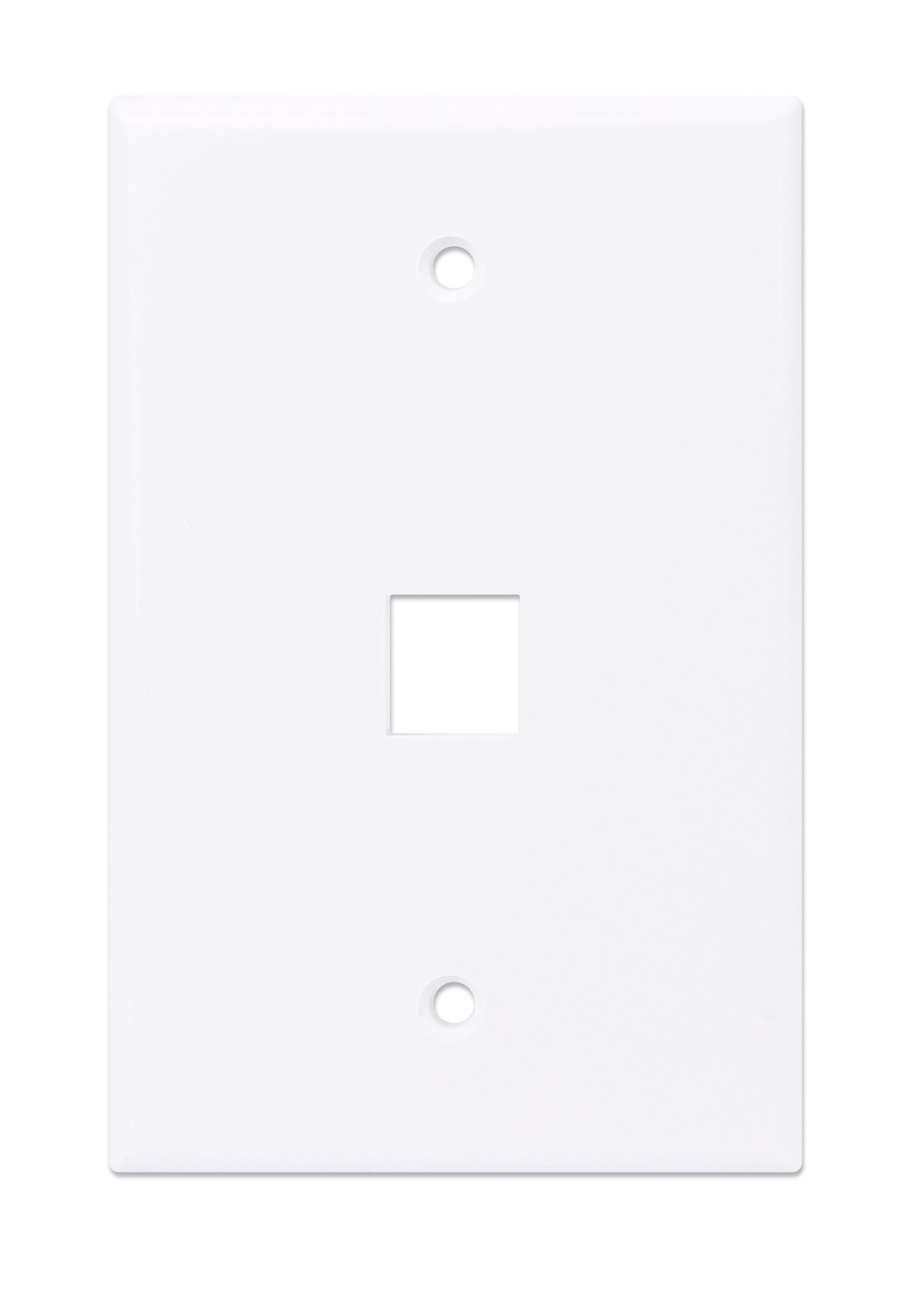 1-Outlet Oversized Keystone Wall Plate