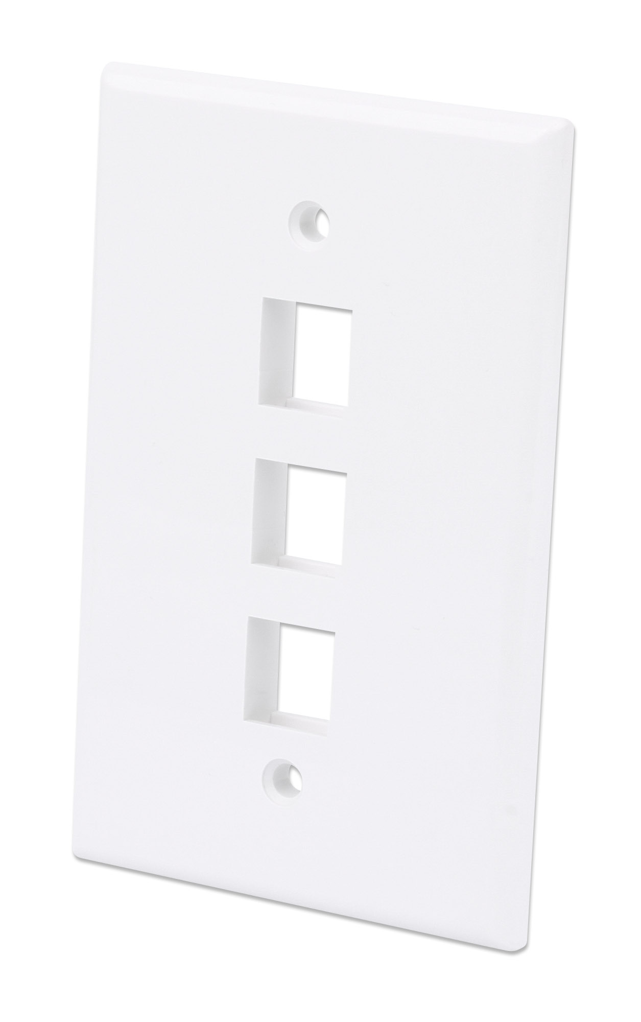 3-Outlet Oversized Keystone Wall Plate