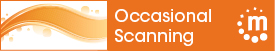 Barcode Scanners - Occasional Scanning