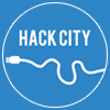 Hack city logo