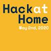 Hackathome square logo
