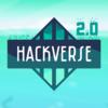 Hackverse 2.0 logo