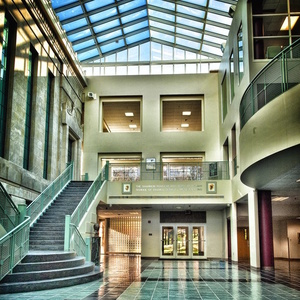Kent state university rockwell hall
