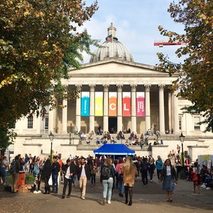 Ucl quad autumn