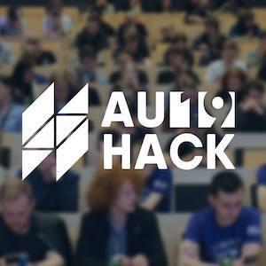 Auhack banner