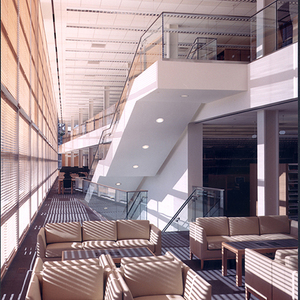 Princeton friend library square