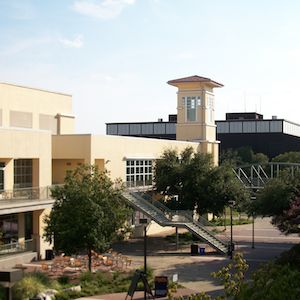 Utsa campus university center and convocation center
