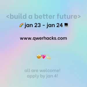 Qwerhacks background