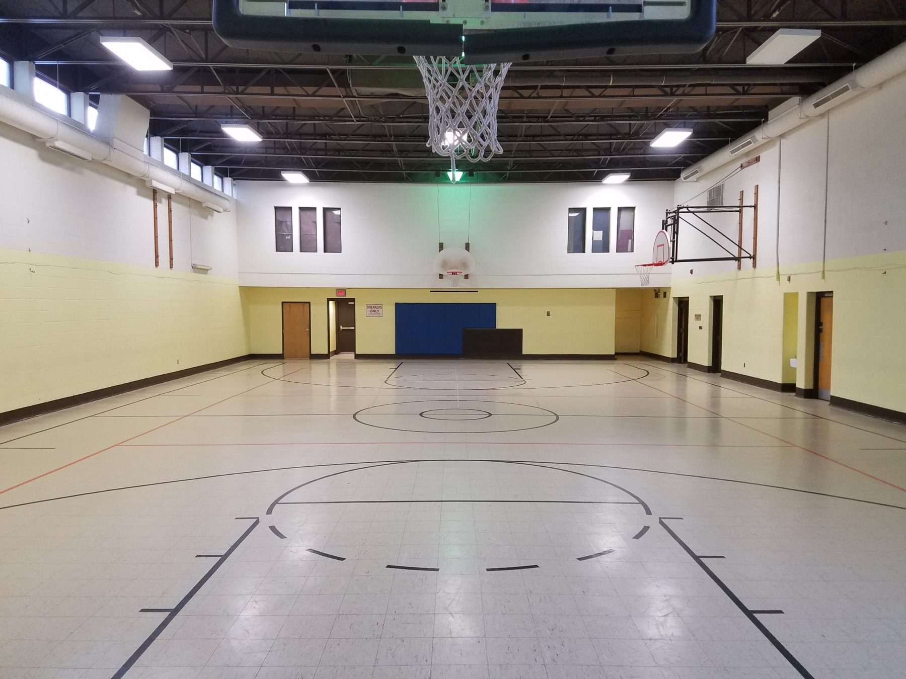 Basketball Court (indoor)