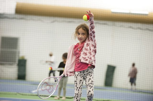 Tennis Courts (indoor)