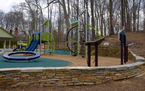 public space, playground, outdoor play equipment