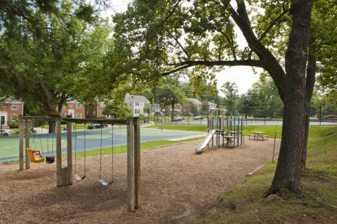 Playground at Argyle Local Park