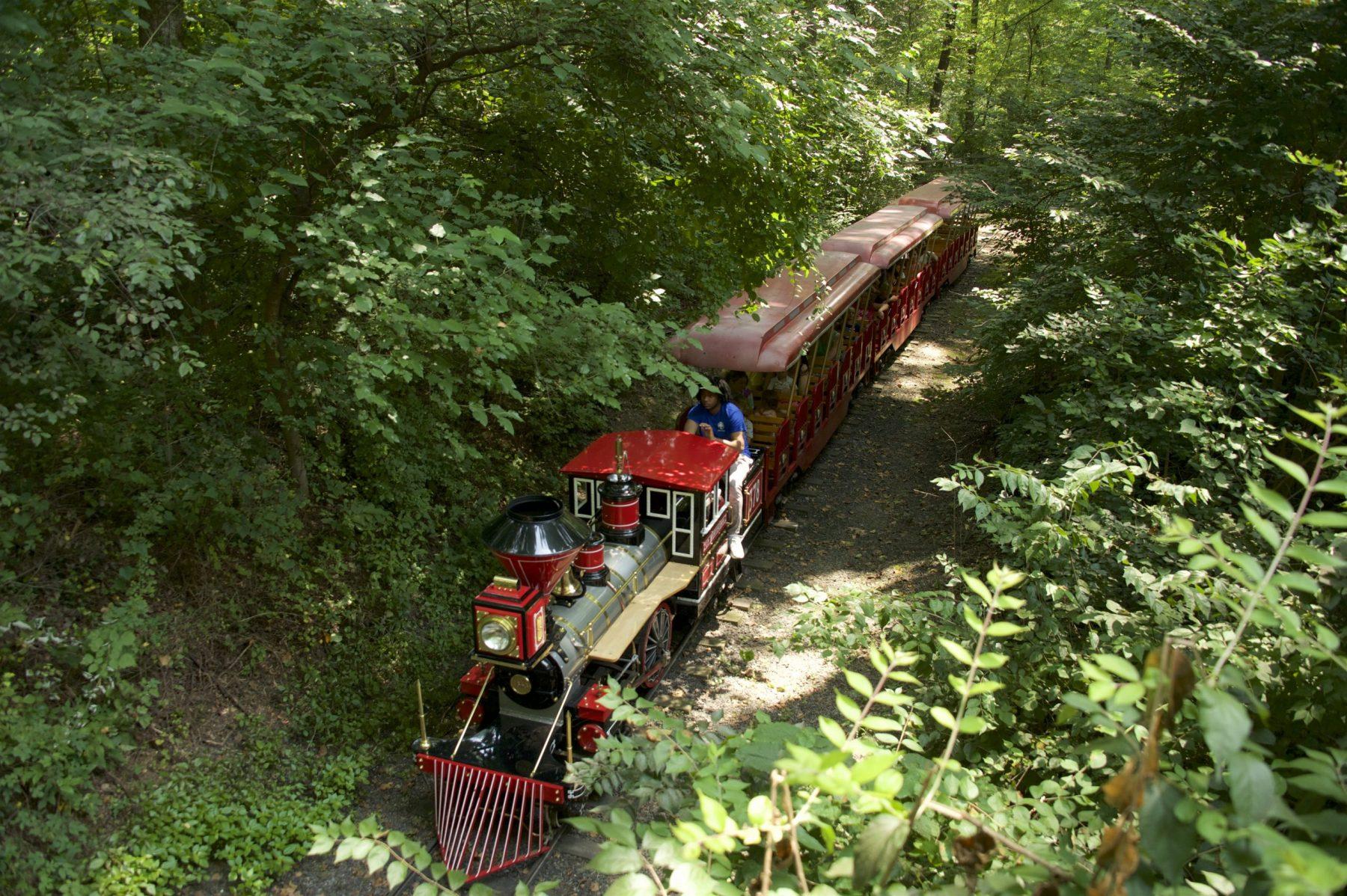 Cabin John Miniature Train