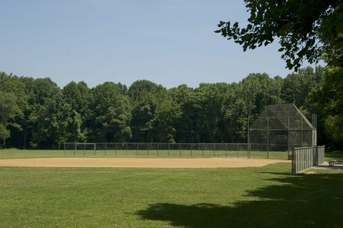 Baseball Field at Aspen Hill Local Park