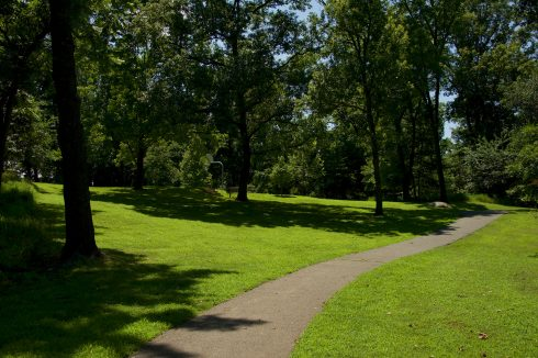 Pathway at Bedfordshire Neighborhood Park
