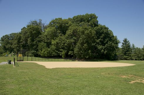 Baseball Field at Beverly Farms Local Park