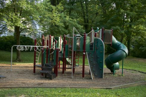 Playground at Brookdale Neighborhood Park