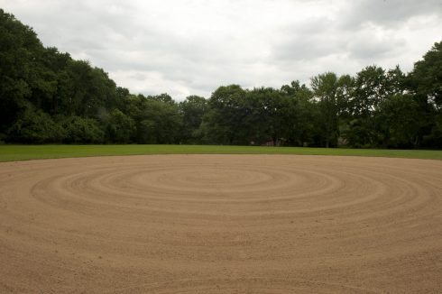 Baseball Park at Brookview Local Park