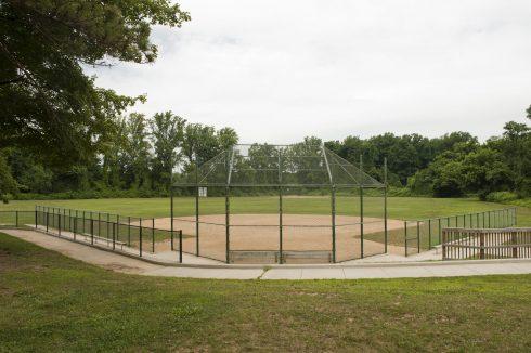 Baseball Field at Burning Tree Local Park