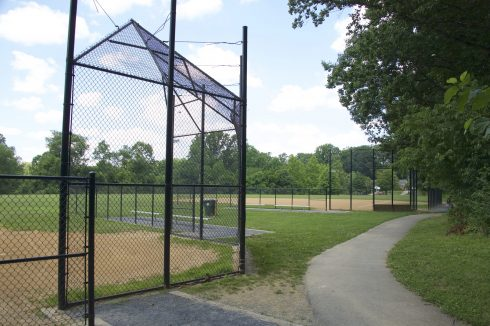 Baseball Field at Capitol View-Homewood Local Park