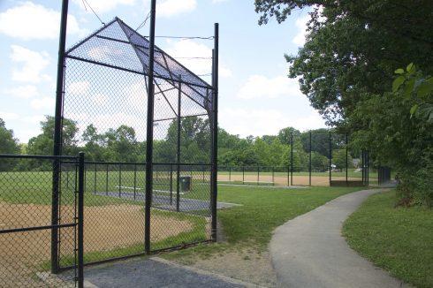 Baseball Field at Capitol View-Homewood Local Park