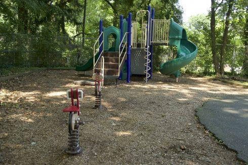 Playground at College View Neighborhood Park