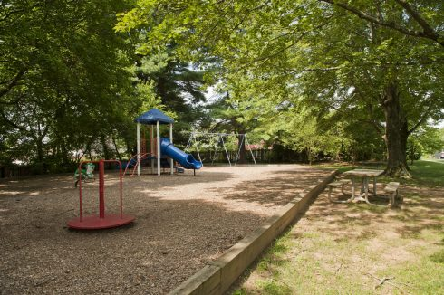 Playground at Druid Drive Neighborhood Park