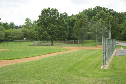 Softball Field at Calverton-Galway Local Park