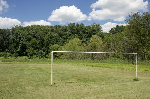 Soccer field at Ken-Gar Palisades Park