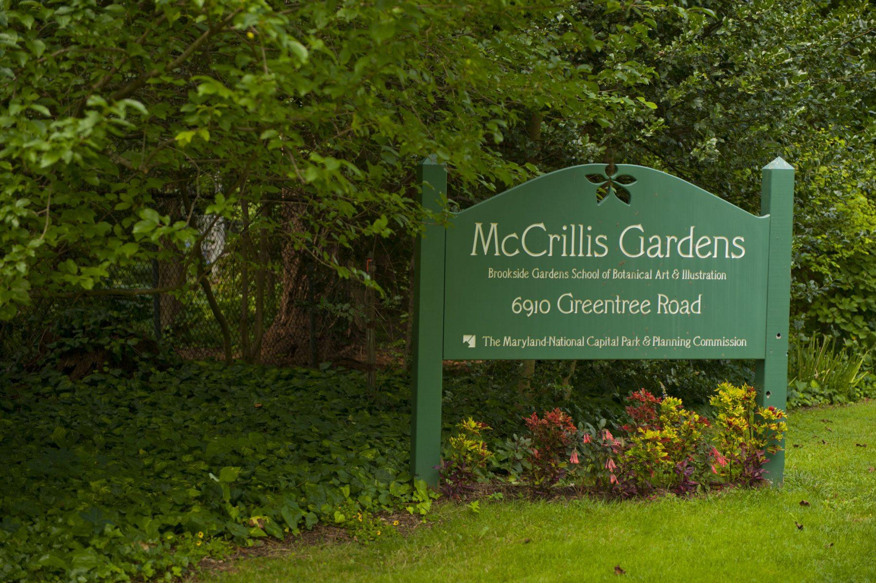 McCrillis Gardens
