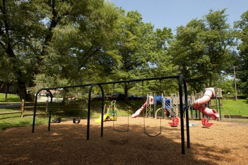 Playground at Parkside Headquarters