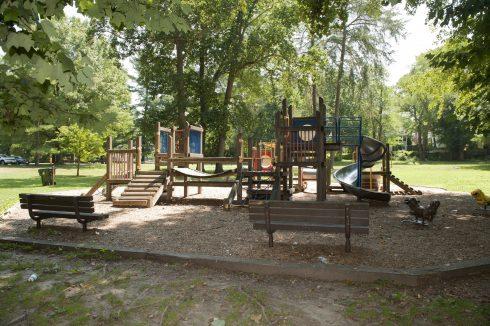 Playground at Sligo-Dennis Avenue Local Park