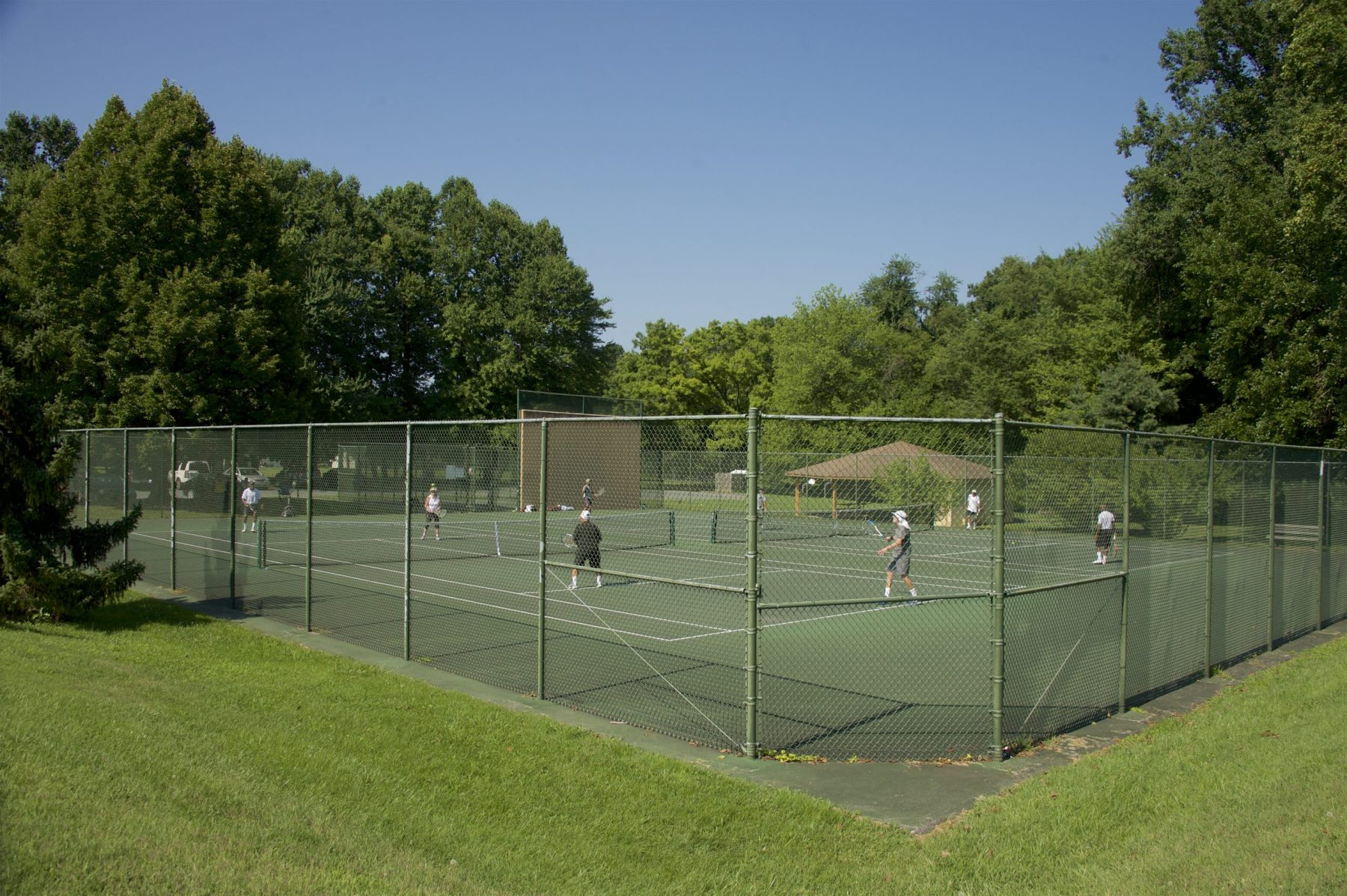 Tennis Courts (outdoor)