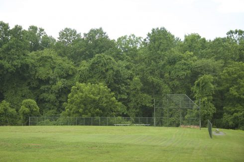 Baseball Field at Strathmore Local Park